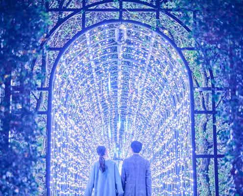 """ハウステンボス「光の街のクリスマス」""""一年で一番""""イルミネーション輝く季節が到来"""