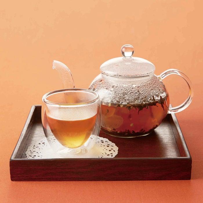 ジンジャーと金柑の和紅茶626円/画像提供:株式会社 プロントコーポレーション