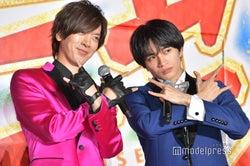 """DAIGO&中島健人、息ピッタリ!""""嬉しうぃっしゅ""""(C)モデルプレス"""