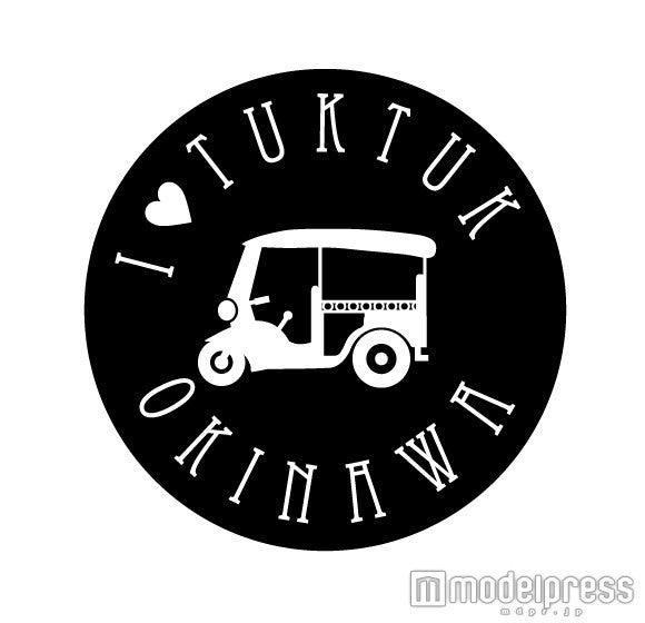 トゥクトゥクロゴ/画像提供:沖縄トゥクトゥク