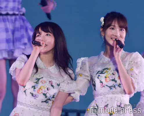 "AKB48柏木由紀、峯岸みなみ卒コンでの""熟練の気遣い""映像が話題 とっさの判断に「さすがすぎる」「最高のアイドル」の声"