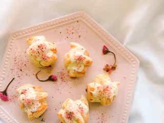 見た目も可愛い「桜ミニクロワッサン」で春気分を味わって【柏原歩のトレンドレシピ】
