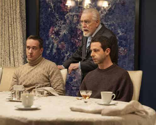 HBO『キング・オブ・メディア』あのキャラクターはシーズン1で死ぬ予定だった