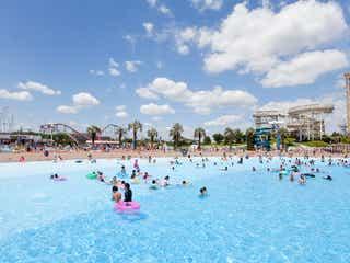 関東の遊園地5園、プール営業にあたり日付指定・予約制導入