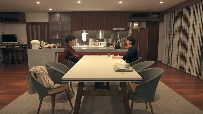 至恩、つば冴「TERRACE HOUSE OPENING NEW DOORS」21st WEEK(C)フジテレビ/イースト・エンタテインメント
