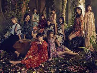 新生E-girls、11人の魅力を凝縮<E.G. 11>