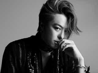 EXILE TAKAHIRO、最新曲「YOU are ROCK STAR」ロックな新ビジュアル公開