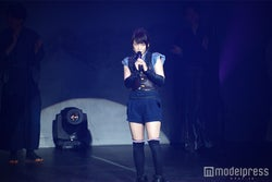 罰ゲームで「ハステとワステ」を歌唱/川栄李奈(C)モデルプレス