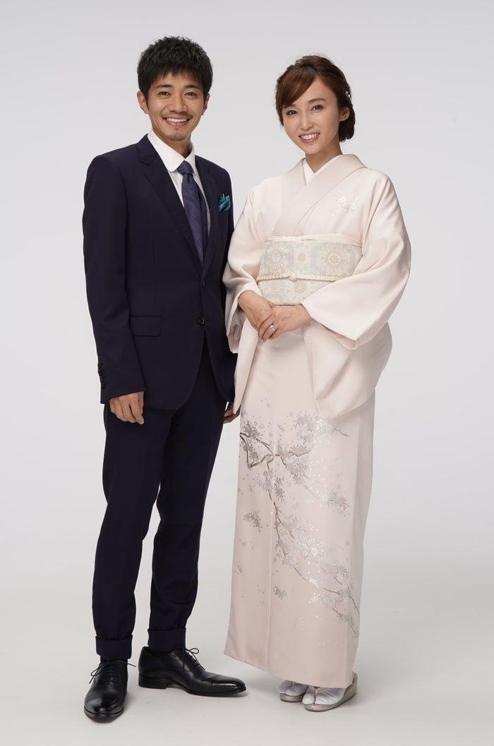 和田正人、吉木りさ(提供写真)