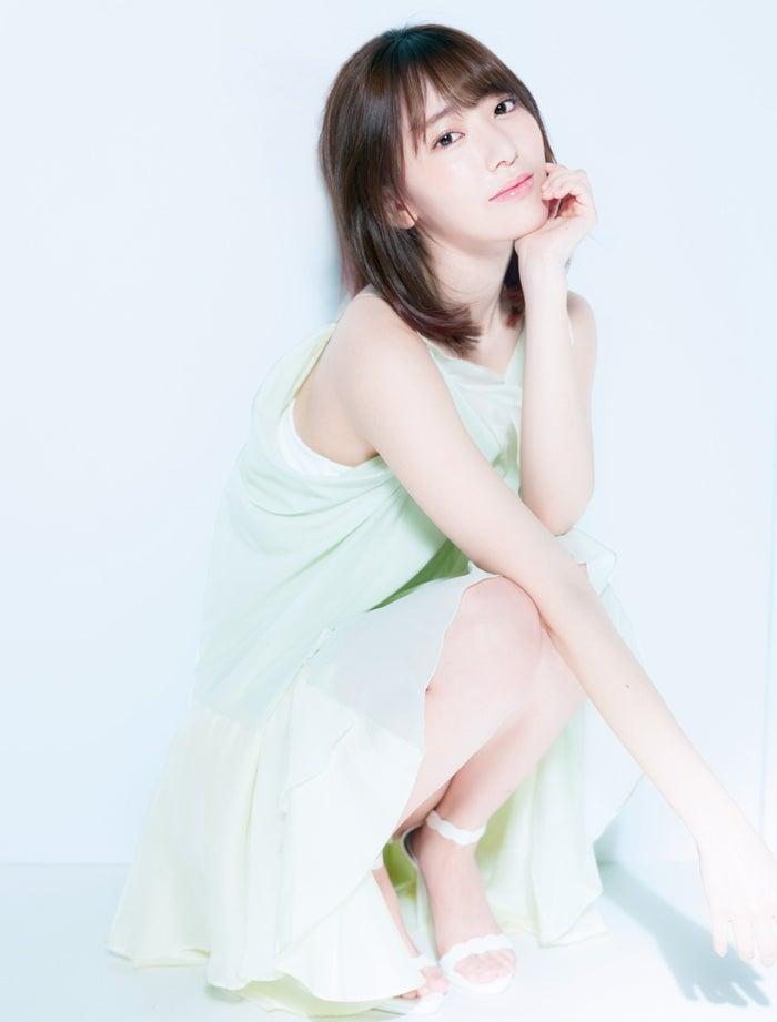 宮脇咲良(撮影:Takeo Dec./『AKB48総選挙公式ガイドブック2018』アザーカット )