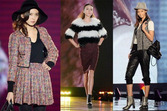 「セットアップ」「ペンシルスカート」など、2013秋冬ファッションのトレンドキーワードをチェック