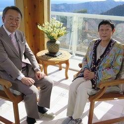 池上彰と橋田壽賀子さんの対談「死に方ぐらい、自分で決めたい」BSフジで追悼特別番組