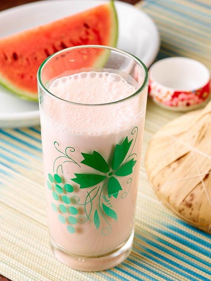 西瓜牛奶(すいかミルク) (提供画像)