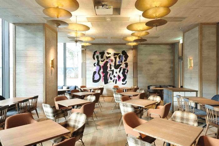 ブルーノート・ジャパンのカフェレストラン「Lady Blue」大手町にオープン/画像提供:ブルーノート・ジャパン