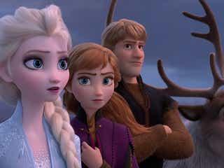 「アナと雪の女王2」最新映像解禁 物語のヒント&新キャラクターも