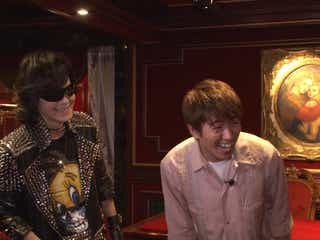 """X JAPAN・Toshl""""5LDK超え""""隠れ家を初公開 関ジャニ∞村上信五が潜入"""