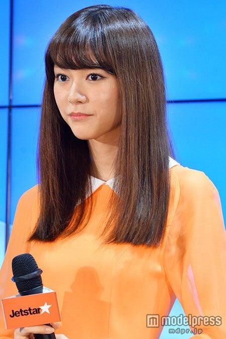 これまでも胸までの長さが多かった/桐谷美玲(C)モデルプレス