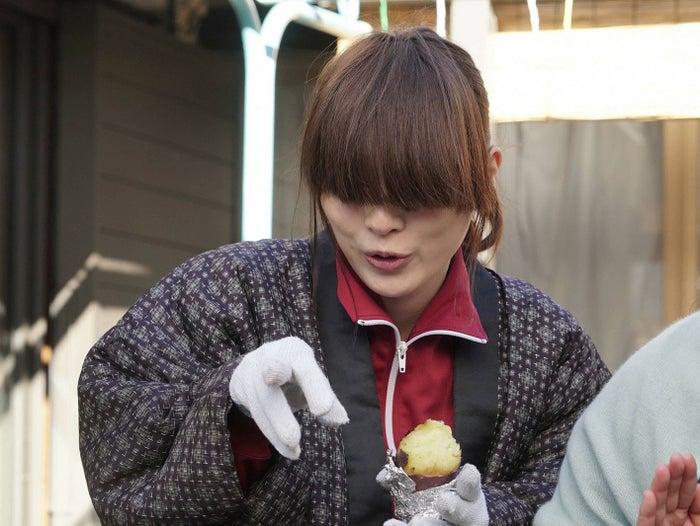 内田理央/「海月姫」より(C)フジテレビ
