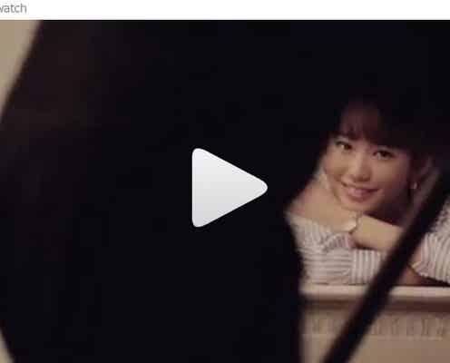 """桐谷美玲、貴重な""""オフショット""""姿にドキッ 「かわいい」「やられた」の声続々"""