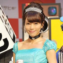 """釈由美子、結婚後初の公の場でのろけ「毎晩""""釈お酌""""しています」"""