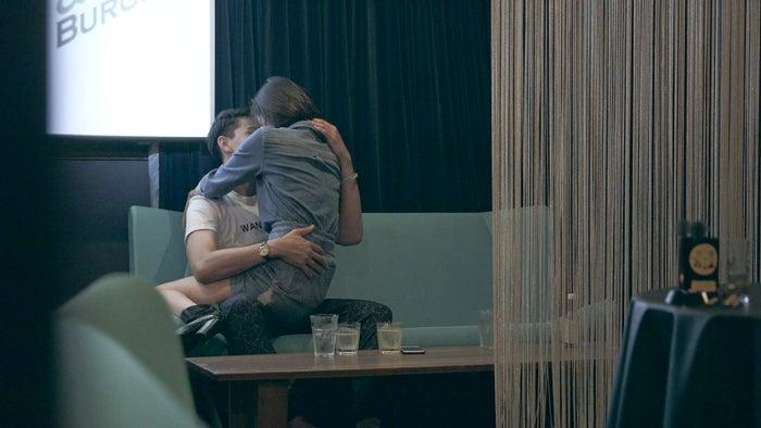 ノア、聖南「TERRACE HOUSE OPENING NEW DOORS」32nd WEEK(C)フジテレビ/イースト・エンタテインメント