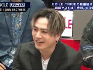 EXILE TRIBEの『シブザイル』で登坂広臣が「渋谷」でスカウトを受けたエピソードを披露