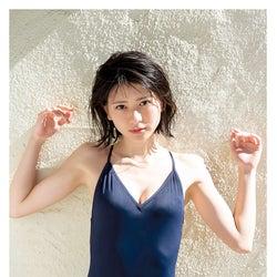 「制コレ18」準グランプリ・Pimm's山田南実、水着&SEXYランジェリー姿で魅了
