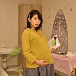 """モデルプレス - 志田未来「14才の母」以来10年ぶり""""出産"""" ろうあ者の妊婦役に<コウノドリ>"""