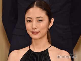 MEGUMI、女優としての受賞に感慨 出産で本格的に役者志す<第62回ブルーリボン>