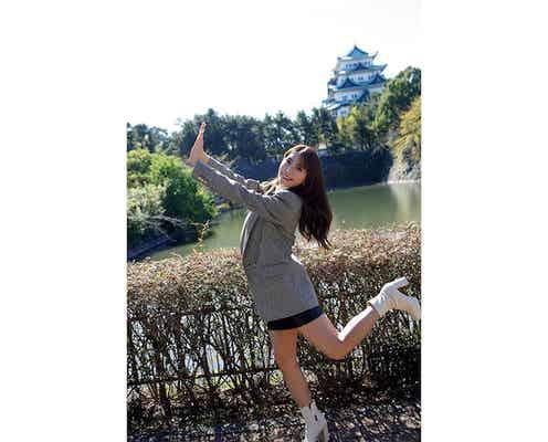 Instagramフォロワー数460万人・森咲智美が女子旅に、バイト時代の思い出に涙