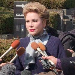 デヴィ夫人「全く反省してない」元経理の資金横領に懲役4年の判決<モデルプレス独占コメント>