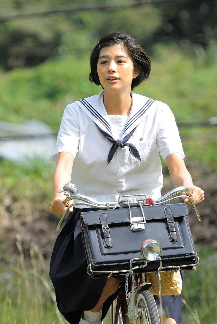 佐久間由衣/連続テレビ小説「ひよっこ」より(画像提供:NHK)