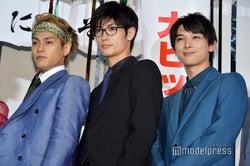 (左から)柳楽優弥、三浦春馬、吉沢亮 (C)モデルプレス