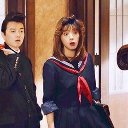 染谷将太、不良中学生役に!池田エライザと集会の話で盛り上がる『きょうの猫村さん』
