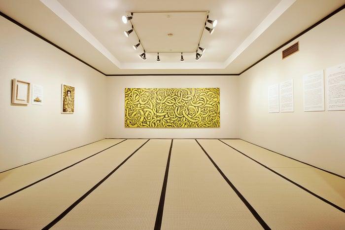 第1展示室/画像提供:フォーエバー現代美術館 祇園・京都