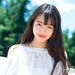 横田真悠「non-no」専属モデルに 加入号で表紙に抜擢