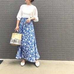 大人女子の夏デートは何を着る? 頑張りすぎないキレイめコーデ