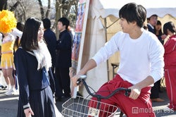 モデルプレス - 「できしな」SKE48松井珠理奈×健太郎の青春回想シーンで魅力倍増 懐メロが彩る世界観に支持「甘酸っぱい」「絶妙」