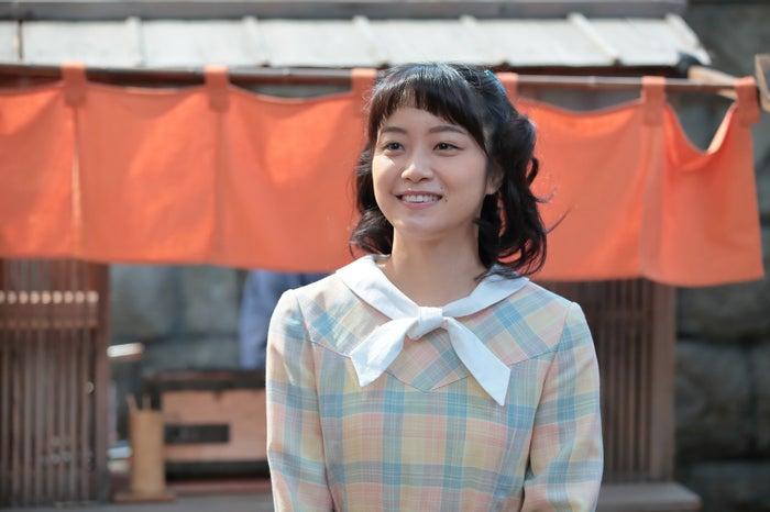 深川麻衣(C)NHK
