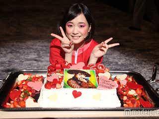 大原櫻子が涙!20歳の誕生日でサプライズ祝福に感激「最高のプレゼント」「もっともっと頑張る」