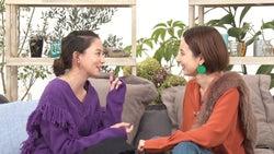 河北麻友子、ベッキー/「あいのり:Asian Journey」第13話より(C)フジテレビ