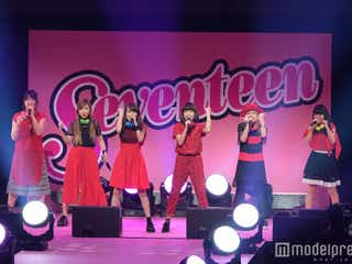 Little Glee Monsterのシビれる歌声に観客圧倒 堂々パフォーマンスで華を添える<セットリスト/Seventeen 夏の学園祭2016>