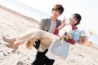 清野菜名が涙 城田優からお姫様抱っこの労い<トットちゃん!>