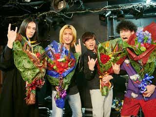 ジャニーズWEST藤井流星&神山智洋ら、クランクアップで手応え「ちゃんと伝わったら…」<正しいロックバンドの作り方>