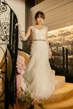 SKE48大場美奈、ウエディングドレス姿を披露 連ドラ出演決定<祝!春日、結婚します!>