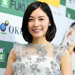 """SKE48松井珠理奈、早くも""""1位宣言"""" 今年一番の思い出も語る【モデルプレス】"""