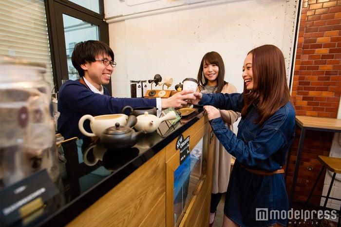 """UNI STAND(ユニスタンド)/日本茶のスペシャリスト""""茶リスタ""""が提供してくれる(C)モデルプレス"""