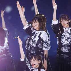 欅坂46/13日公演(提供写真/上山陽介)