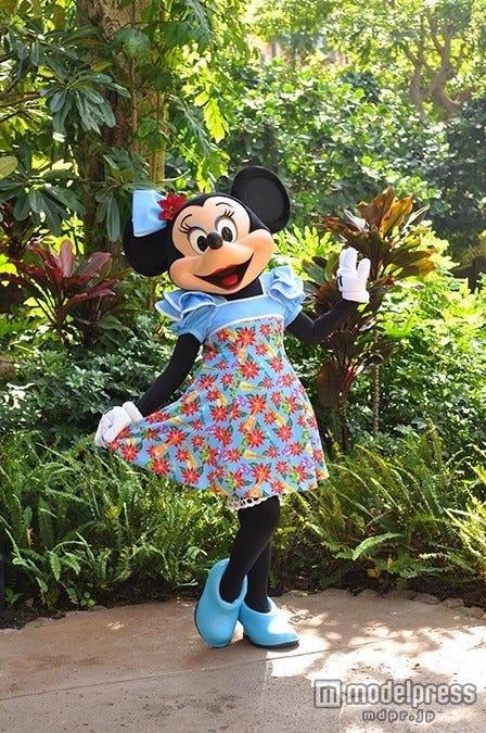 アウラニのミニー(C)Disney
