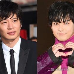 田中圭&千葉雄大「おっさんずラブ」新作予告でのキスシーンが話題